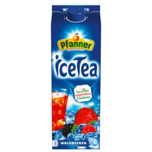 Pfanner Ice Tea Waldbeere 2l