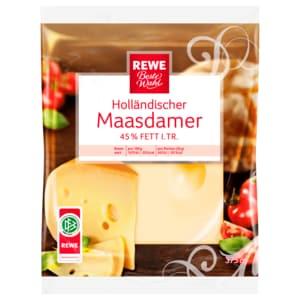 REWE Beste Wahl Maasdamer am Stück 375g