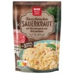 REWE Beste Wahl Feinschmecker-Sauerkraut 400g