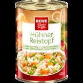 REWE Beste Wahl Hühner-Reistopf 400g