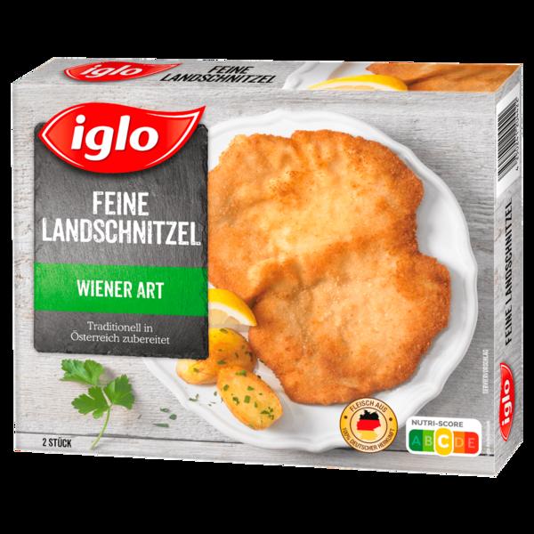 Iglo Feine Landschnitzel nach Wiener Art 350g
