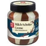 REWE Beste Wahl Duo Schoko-Creme 400g