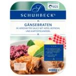 Schuhbecks Gänsebraten mit Apfel-Rotkohl und Kartoffelknödel 400g