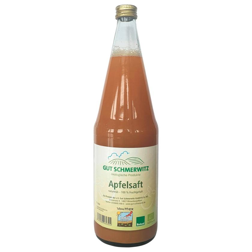 Von Hier Bio-Apfelsaft 1l