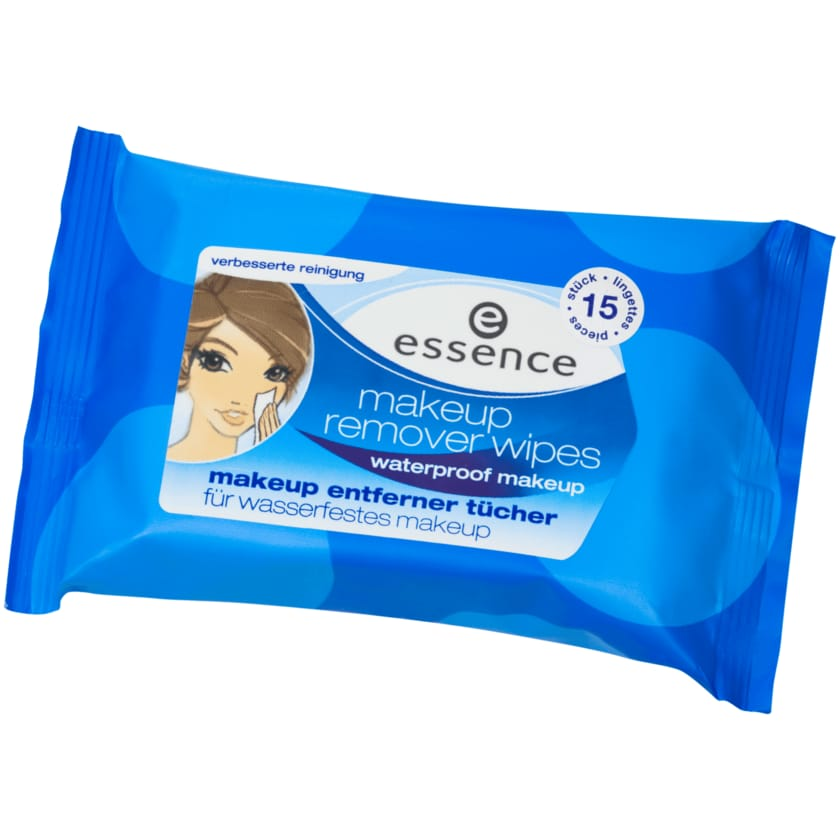 Essence Waterproof Make-up Remover 47g