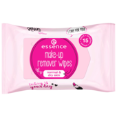 Essence Make-Up Remover Wipes Normal & Dry Skin 15 Stück