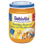 Bebivita Kartoffel-Püree mit Gemüse & Hackfleisch 190g