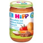 Hipp Kartoffeln mit Bio-Rindergulasch 220g