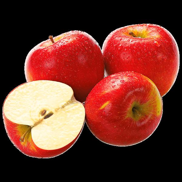 REWE Regional Rote Tafeläpfel Red Jonaprince 2kg