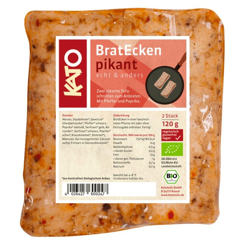 Kato Bio BratEcken pikant vegan 120g