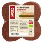 Kato BratMinis Bio Kichererbse 4x40g