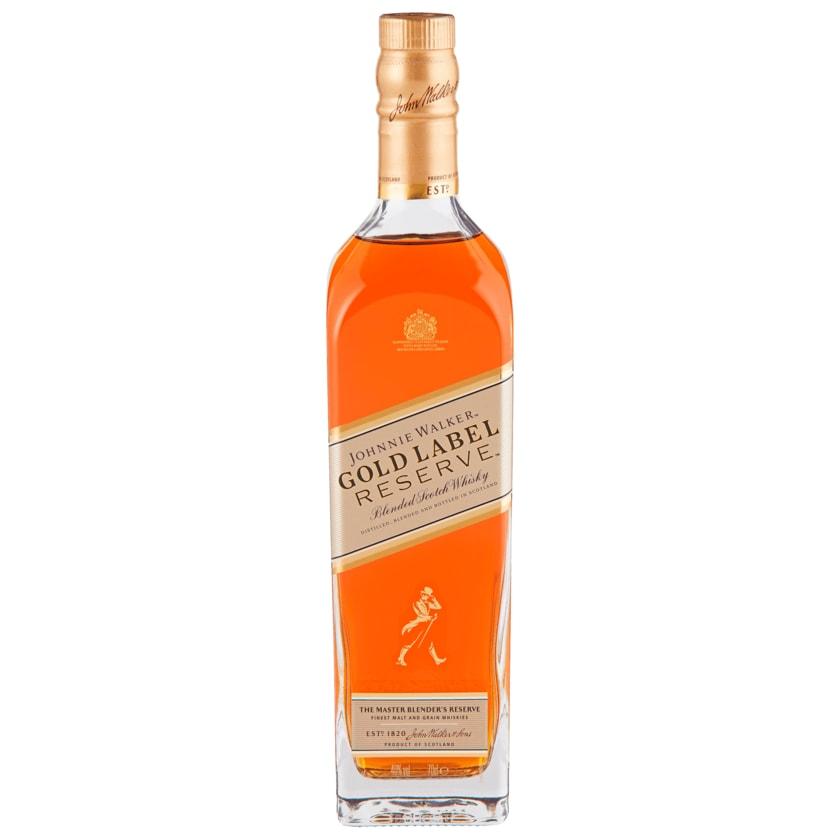 Johnnie Walker Gold Label Reserve Blended Scotch Whisky 0,7l
