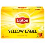 Lipton Schwarzer Tee Yellow Label Teebeutel 40g, 20 Stück