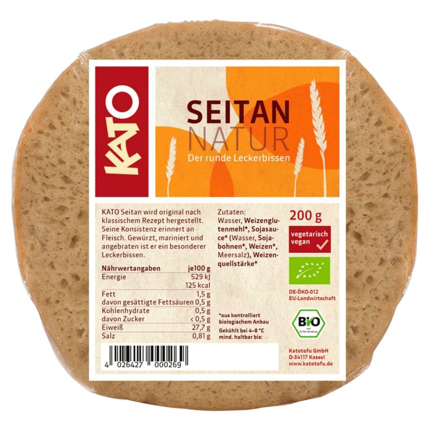 Kato Bio Seitan Medaillons vegan 200g