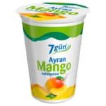7 Guen Ayran Mango 250ml