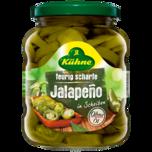 Kühne Jalapeno feurig-scharf 370ml