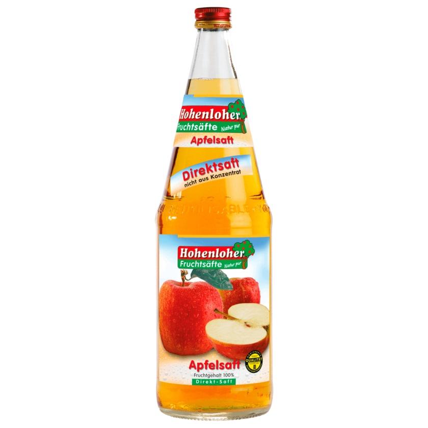Hohenloher Apfelsaft 1l