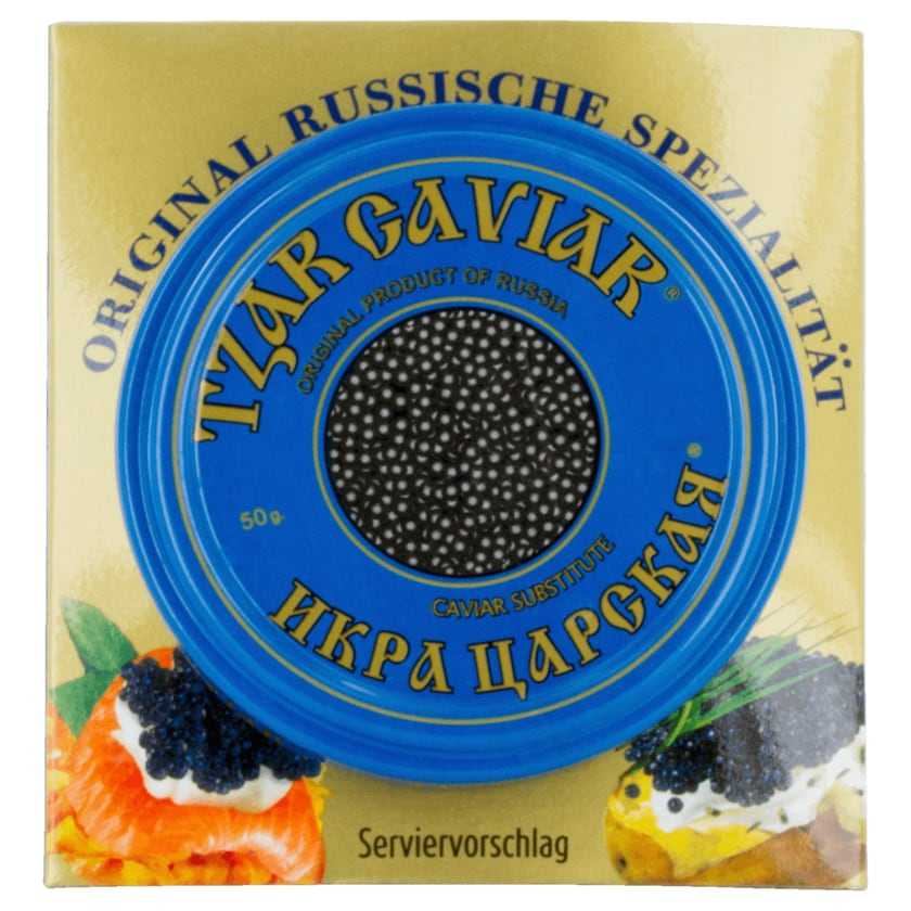 Tzar Caviar 50g