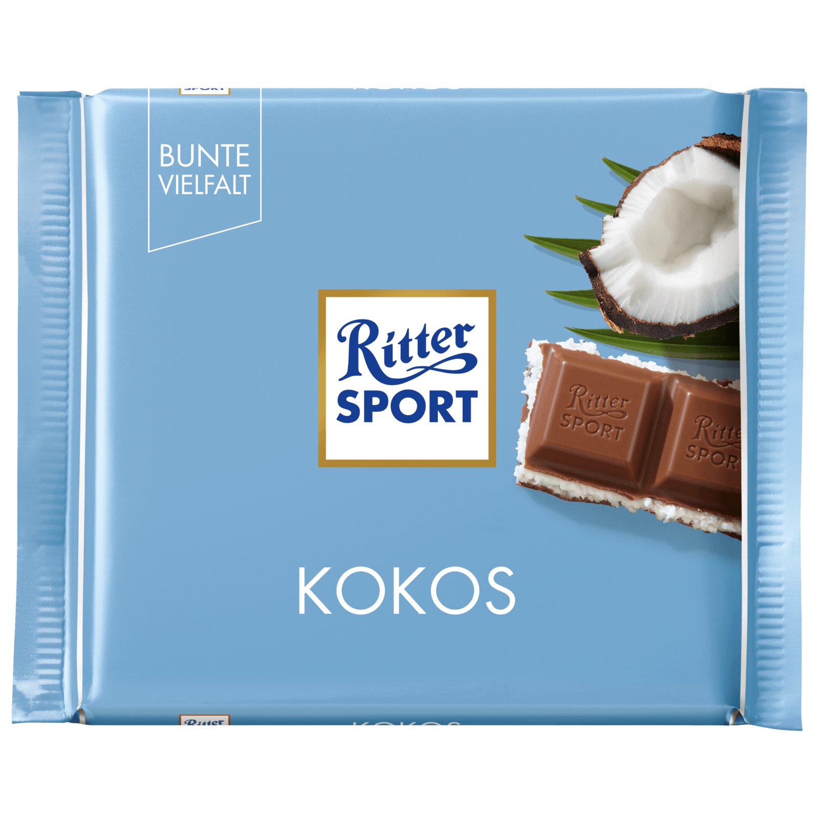 Ritter Sport Kokos 100g Bei Rewe Online Bestellen