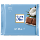 Ritter Sport Kokos 100g