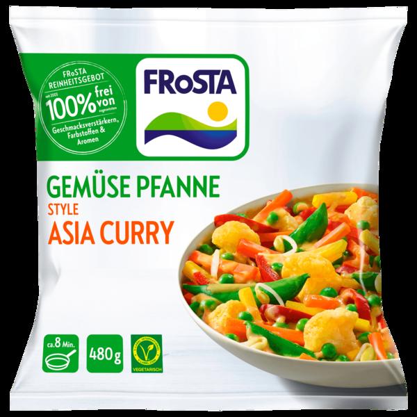Frosta Gemüsepfanne Asia-Curry 480g