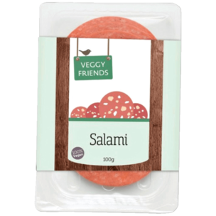 Veggy Friends Salami vegan 100g