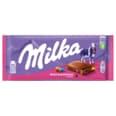 Milka Tafel mit bunten Kakaolinsen 100g
