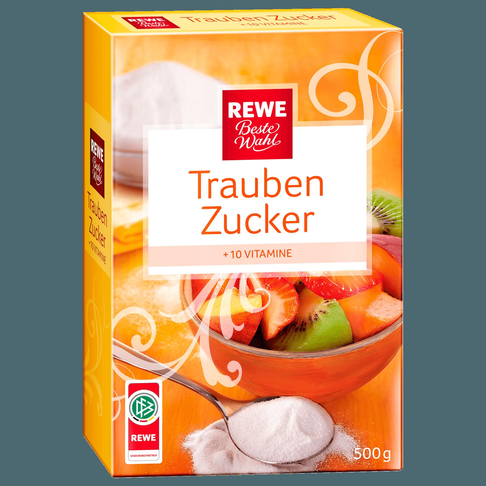 Rewe Beste Wahl Traubenzucker 500g Bei Rewe Online Bestellen