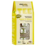 Stick Lembke Bio Früchtetee Ingwer & Zitrone 45g, 18 Beutel