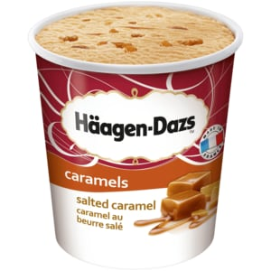 Häagen-Dazs Salted Caramel Pint 500ml