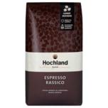 Hochland Kaffee Espresso Rassico 1kg