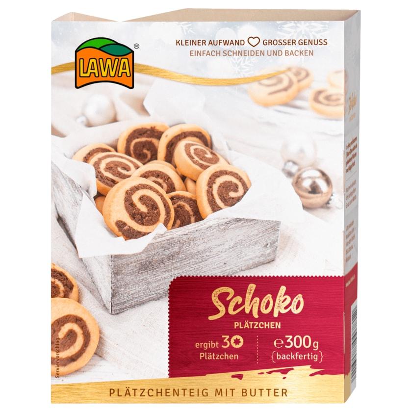Lawa Schokoplätzchen-Teig 300g