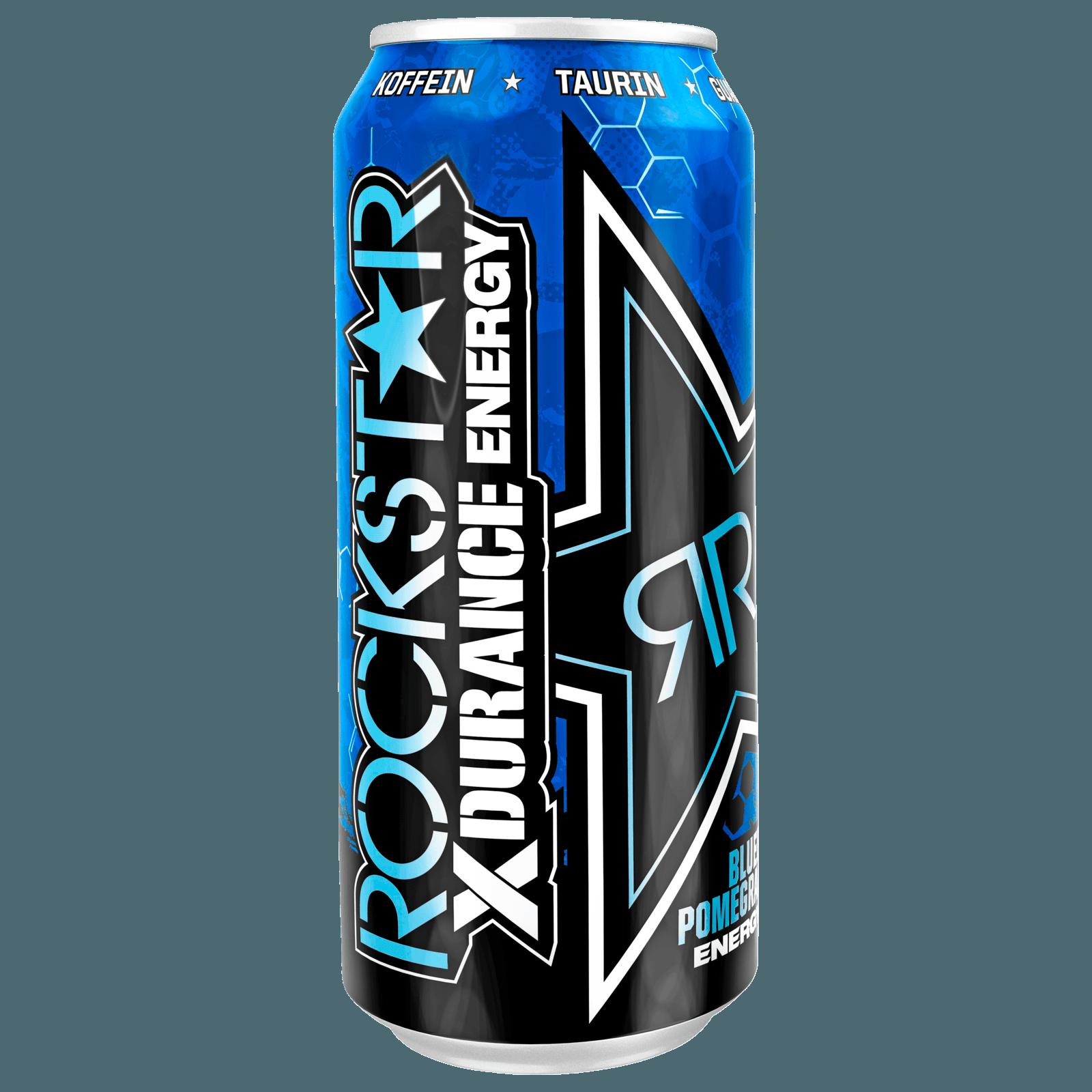 Rockstar X-Durance Energy Drink 0,5l bei REWE online bestellen!