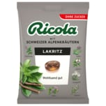 Ricola Lakritz zuckerfrei 75g