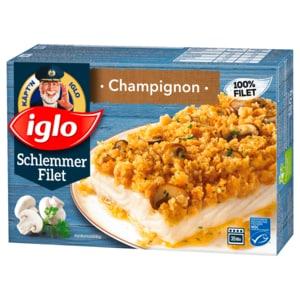 iglo Schlemmer-Filet Champignon 380g