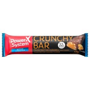 Power System Crunchy Protein Riegel Peanutbutter 45g