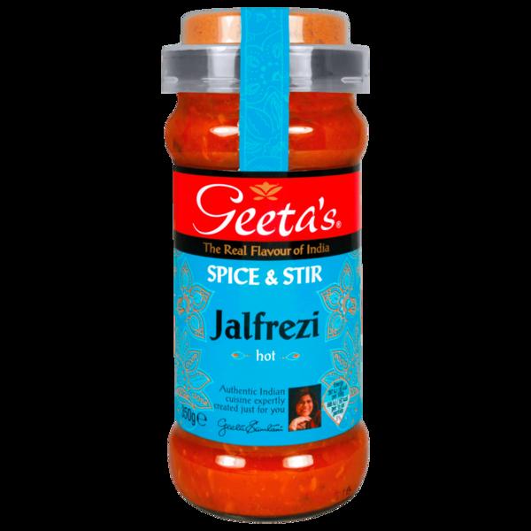 Geeta's Spice & Stir Jalfrezi 350g