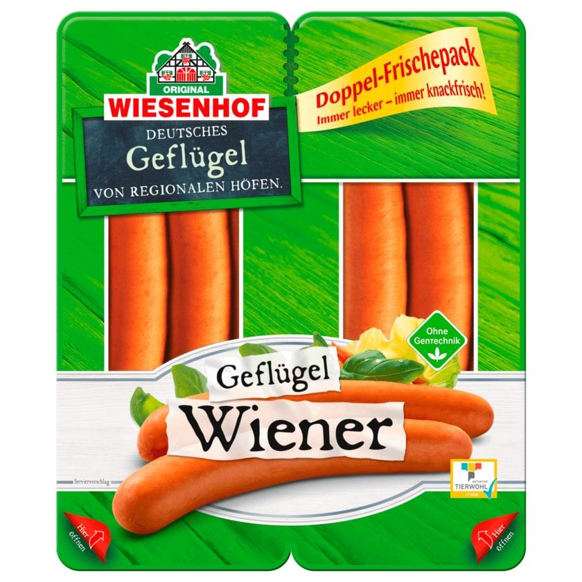 Wiesenhof Geflügel-Wiener 200g