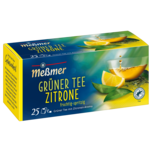 Meßmer Grüner Tee Zitrone 44g, 25 Beutel