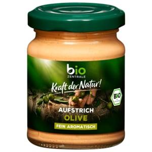 Bio Zentrale Brotaufstrich Olive 125g
