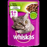 Whiskas Katzenfutter 1+ mit Lamm in Gelee 100g
