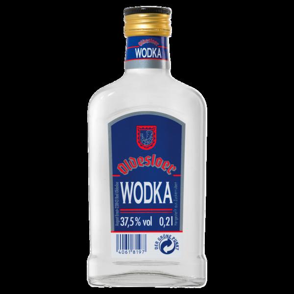 Oldesloer Wodka 37,5%vol 0,2 l