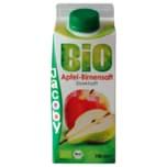 Jacoby Bio Apfel-Birnensaft 0,75l