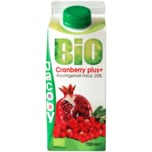 Jacoby Bio Cranberry Plus 0,75l