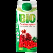 Jacoby Bio Cranberry Plus 0,75l