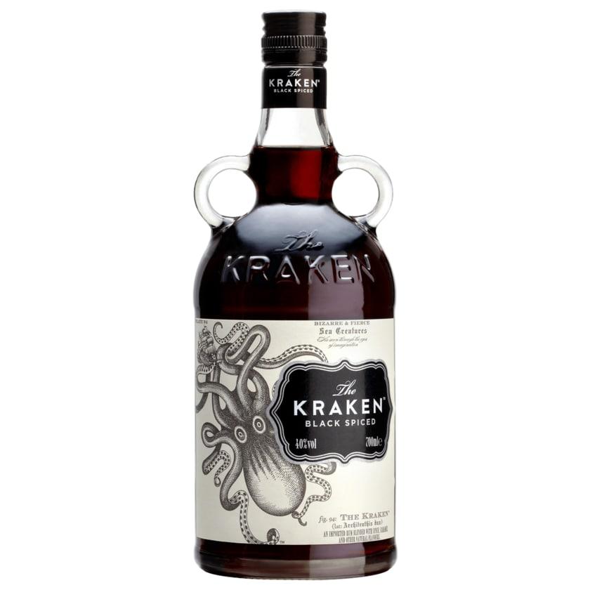 The Kraken Black Spiced Rum 0,7l