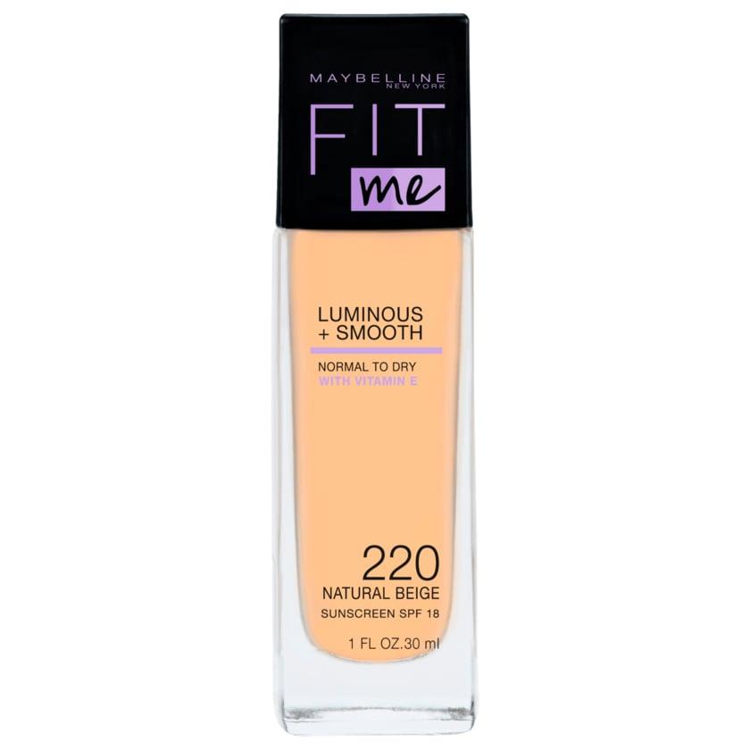 Maybelline Make-Up Fit me Liquid 220 natural beige 30ml