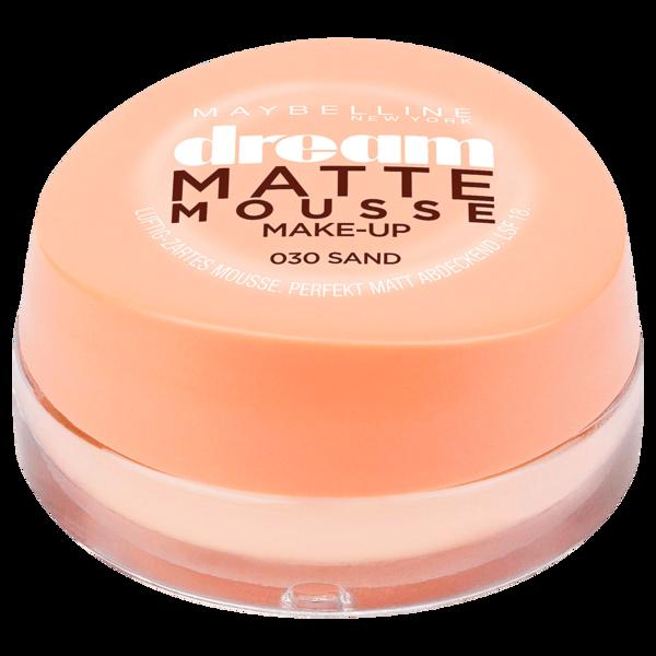 Maybelline Make-up Dream Matte Mousse 30 Sand