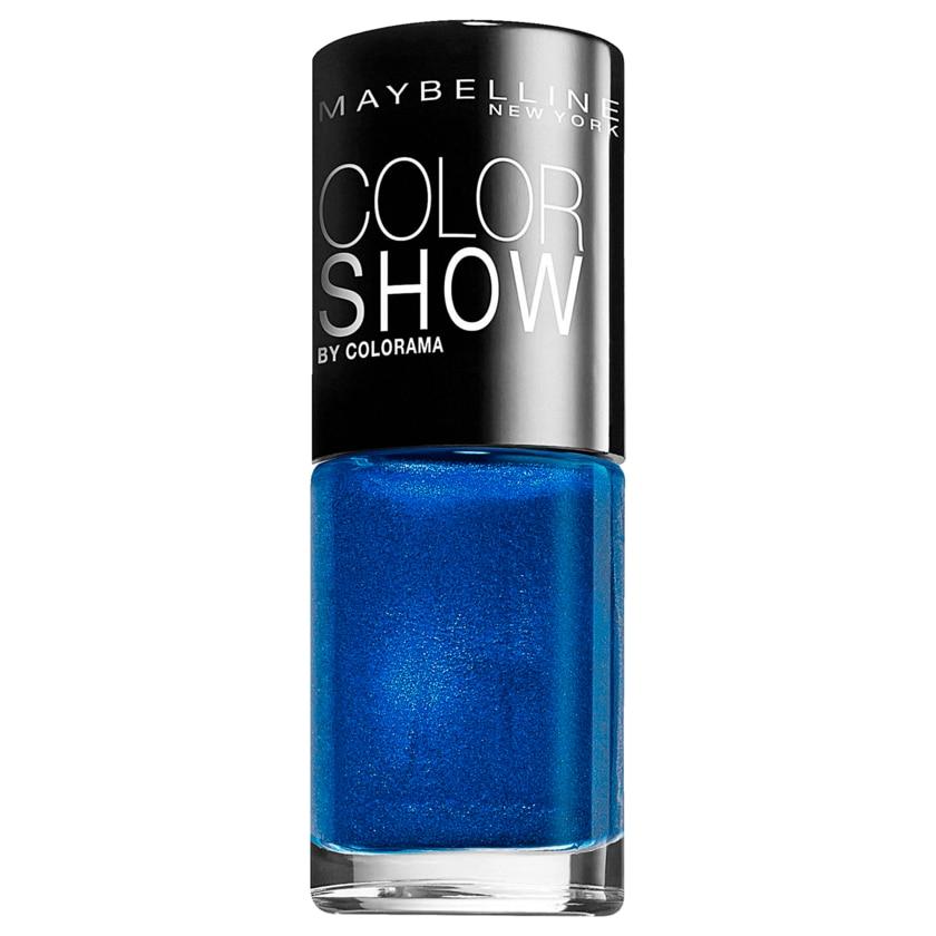 Maybelline Nagellack Colorama 661 Ocean Blue 7ml