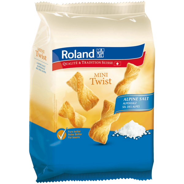 Roland Mini Twist Alpensalz 75g